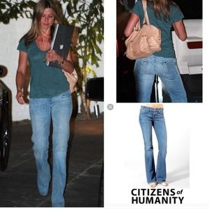 """Citizens of Humanity """"Ingrid"""" 002 Flare Jeans"""